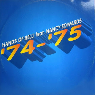 Cover Album of HANDS OF BELLI - '74 - '75 (By Warlock)