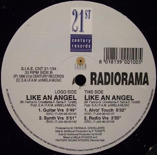 Radiorama - Like An Angel (By Diego Paz)