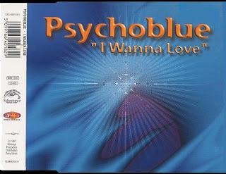 Psychoblue - I Wanna Love (By Diego Paz)