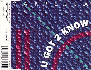 Cappella - U Got 2 Know (By Warlock)