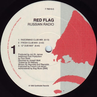 Red Flag - Russian Radio (Request) (By Warlock)