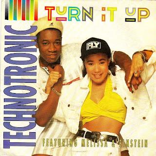 Turn It Up (By Warlock)