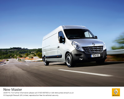 New Renault Master 2010. New Renault Master price and