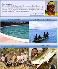 MINISTÉRIO DO TURISMO E ARTESANATO DA GUINÉ-BISSAU