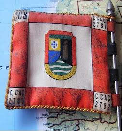 GALHARDETE DO BATALHÃO DE CAÇADORES 2927