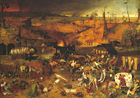 Le triomphe de la mort (P.Brueghel l'ancien)
