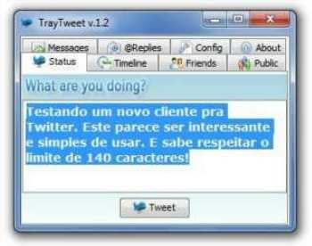 Tray Tweet