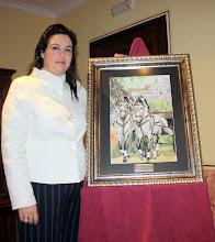 Cartel de la Romería de Linares 2010
