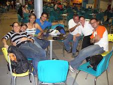 El equipo de trabajo de la Fundación en reunión