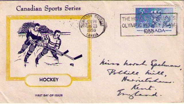 essay on the history of hockey