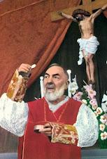 São Pe. Pio de Pietrelcina.