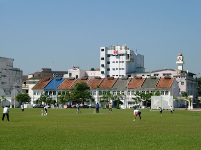 Sports in Ipoh Field