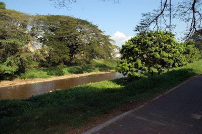 Sungai Kinta, Ipoh
