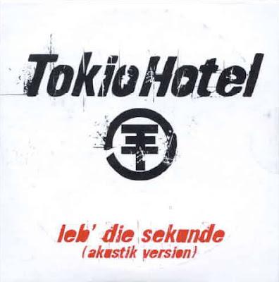 Leb' Die Sekunde - 3'' Mini Promo CD - 2005
