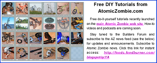 Free diy tutorials include: bike hacking, derailleurs, bottom brackets, brakes, chain management, welding, and more