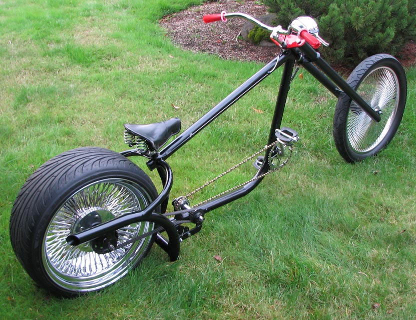 Lowrider Rims And Tires >> AtomicZombie Bikes, Trikes, Recumbents, Choppers, Ebikes ...