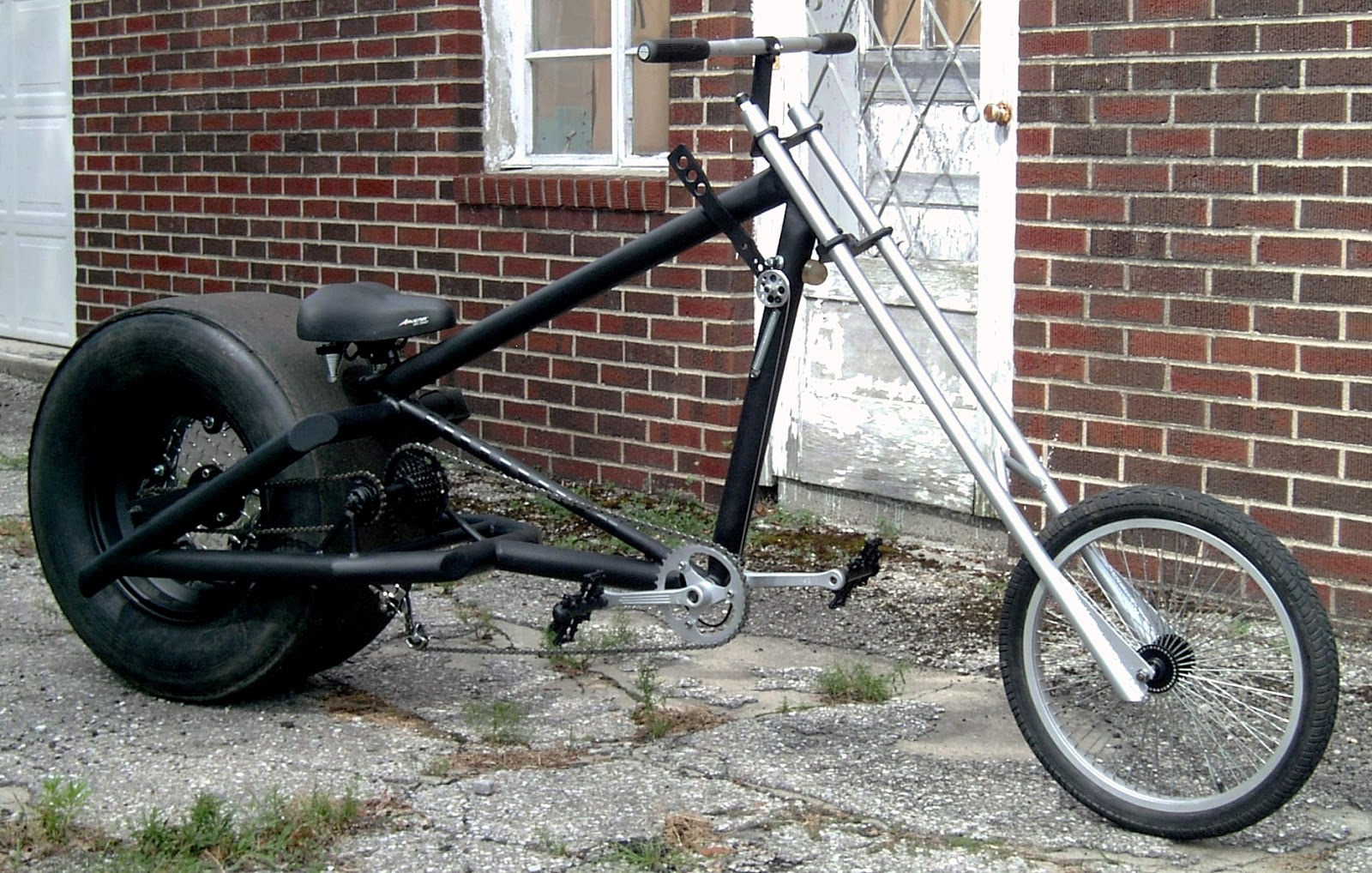 chopper bicycle by bbto - photo #2