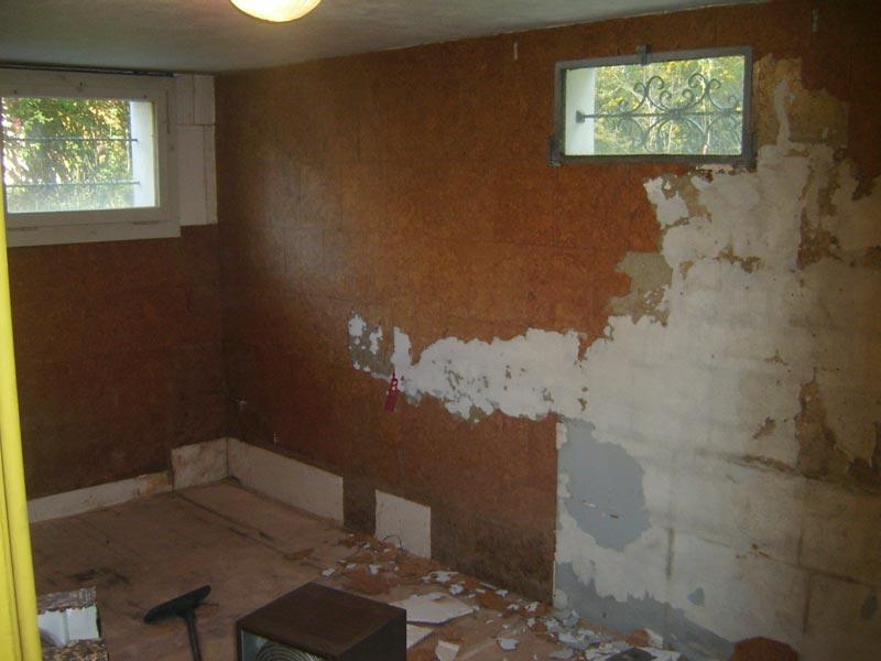 r novation de ma villa premi re chambre un essai 2007. Black Bedroom Furniture Sets. Home Design Ideas