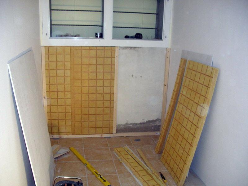 R novation de ma villa 2 me chambre au sous sol for Lisser un mur exterieur