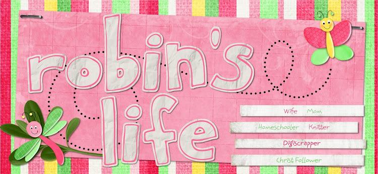 Robin's Life