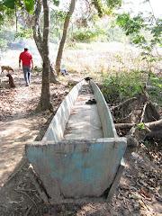Mi canoa