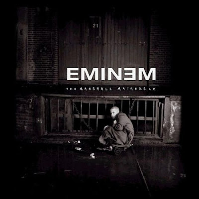 Eminem - The Marshall Mathers LP (Booklet) CD Cd cover