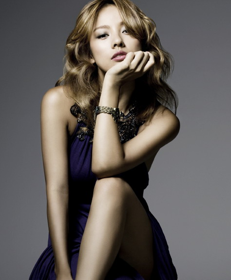 Lee Hyo - Actress Wallpapers