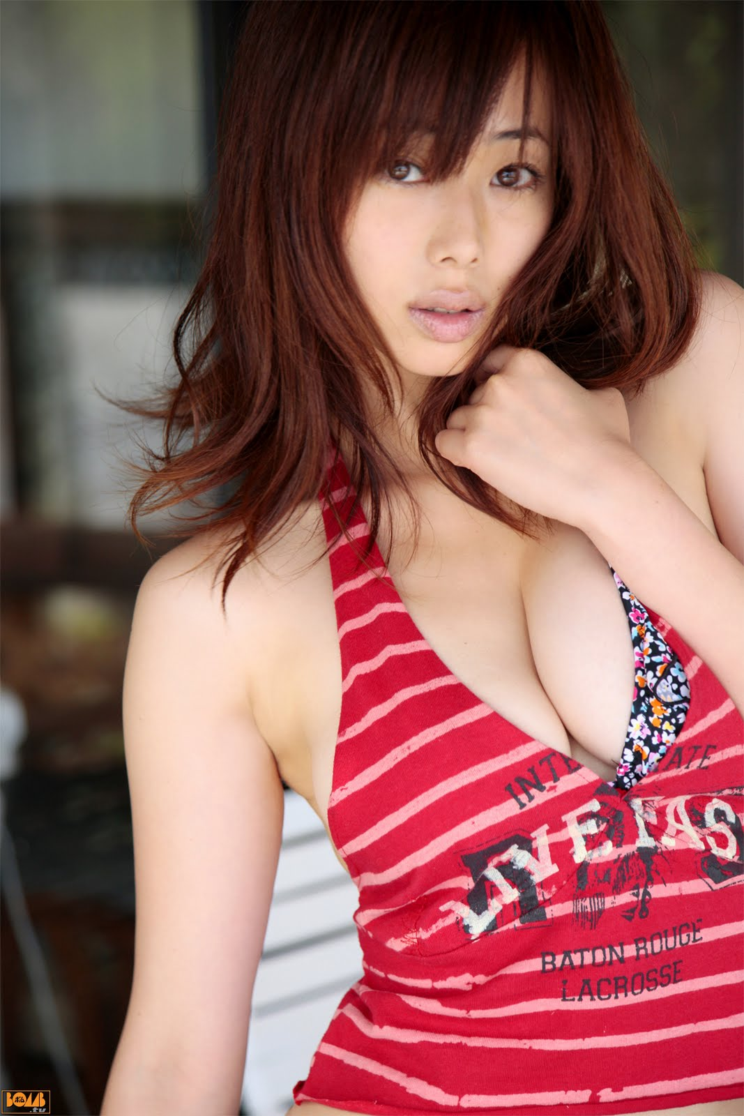 Waka Inoue sexy japan idol