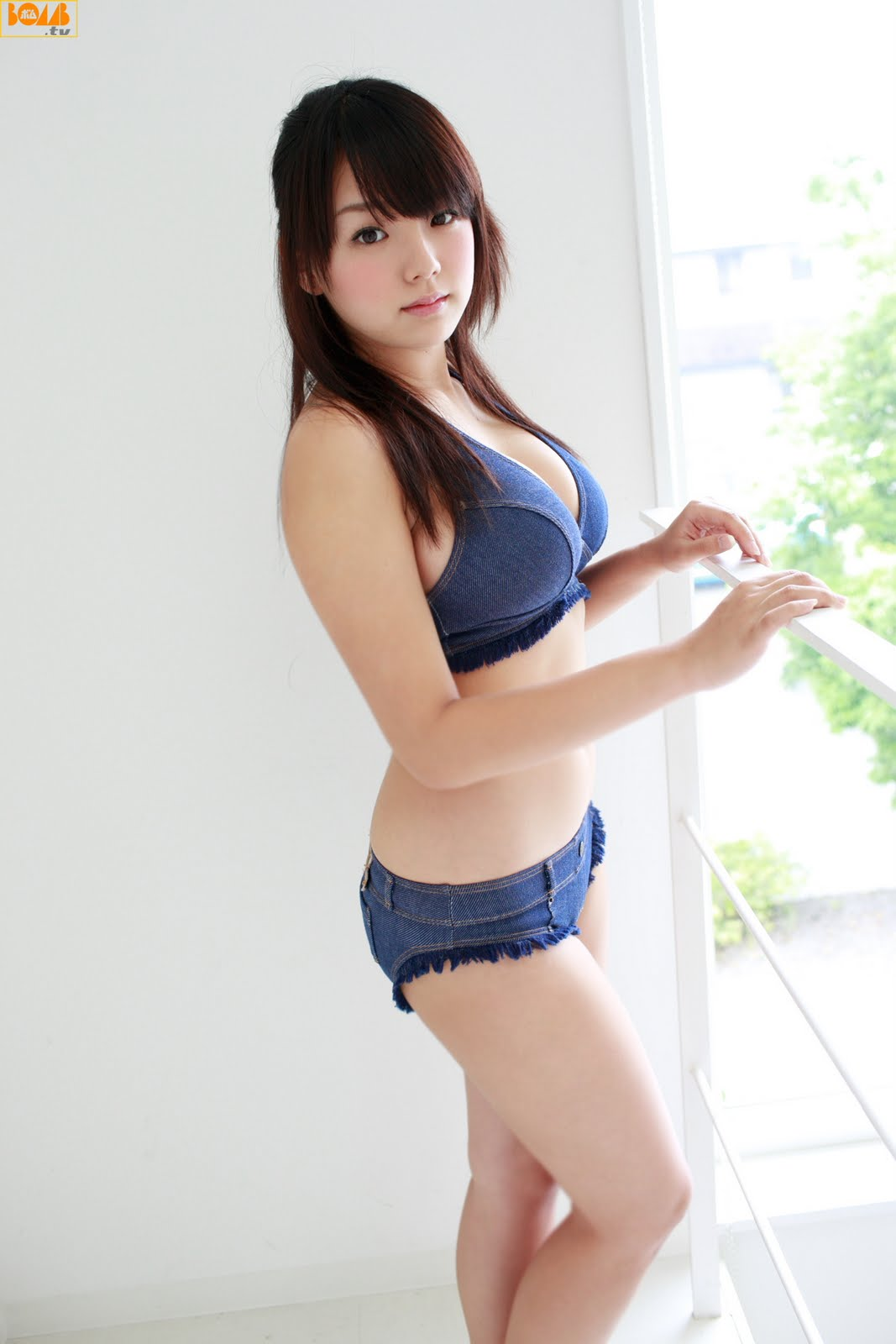asian girl gravure