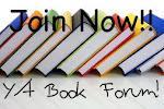 YA Book Forum!
