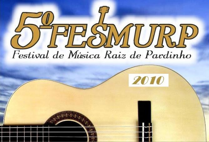 FESMURP - FESTIVAL DE MÚSICA RAIZ DE PARDINHO