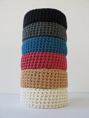 Summer Cotton Crocheted Bracelet ~ Free Pattern!
