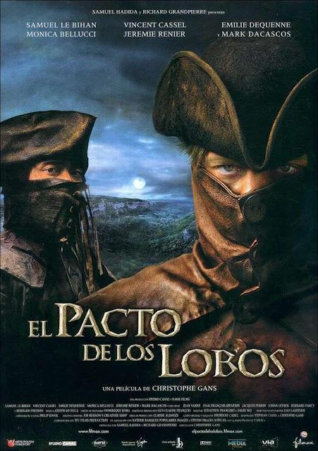 Pacto De Lobos (2001)
