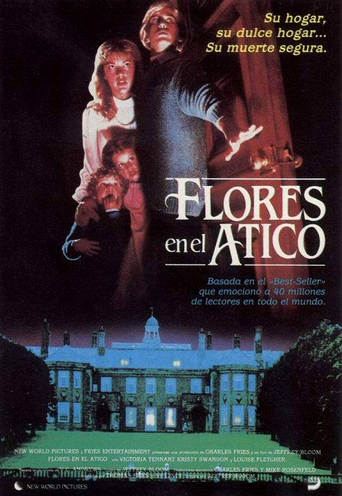 Todo El Terror Del Mundo Flores En El Atico Flowers In The Attic