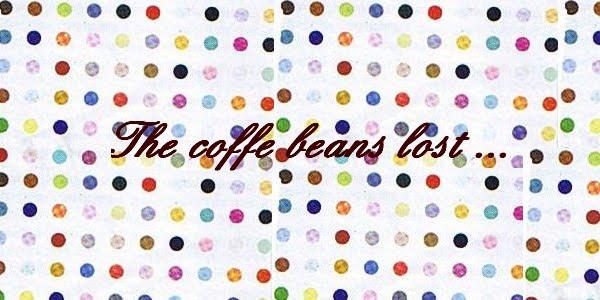 Les grains de café perdu