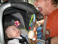 How to keep a baby from screaming...