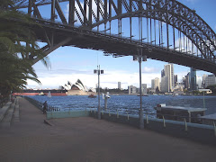 Harbour Bridge (yes that's spelled right!)