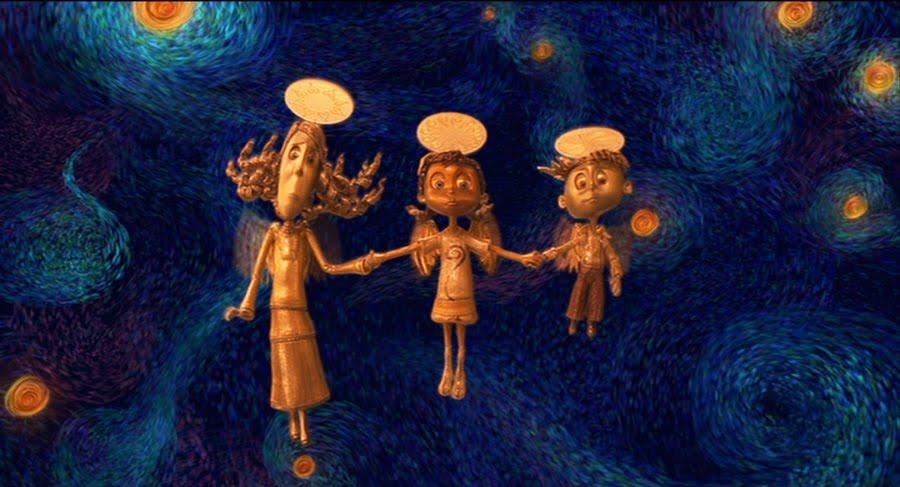 Cinema e pittura coraline e la porta magica coraline 2009 - Coraline e la porta magica film ...