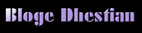 Bloge Dhestian