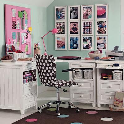 Bedrooms for kids escritorios para ninas - Escritorios de ninas ...