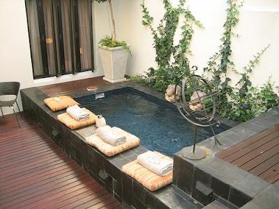Casas minimalistas y modernas terrazas con piscina - Terrazas de piscinas ...