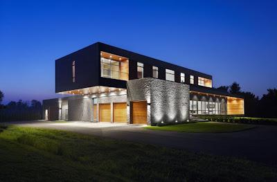 casas minimalistas y modernas iluminacion minimalista de