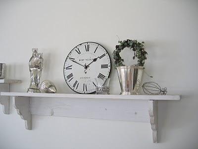Estilo rustico relojes para ambientes rusticos - Relojes de decoracion ...