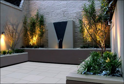 PATIOS MODERNOS / Modern Courtyards