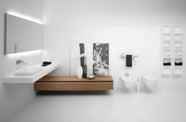 casas minimalistas y modernas ultimos sanitarios de. Black Bedroom Furniture Sets. Home Design Ideas