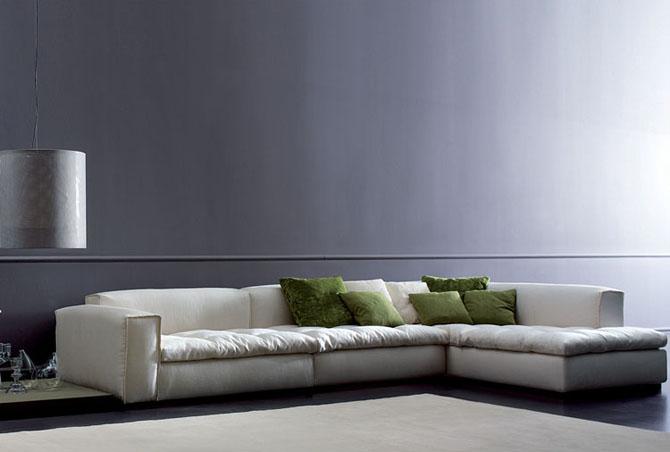 Casas minimalistas y modernas sofas y sillones de salotti for Sillones y sofas modernos
