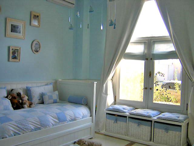 Estilo rustico dormitorios y salas de juego para jovenes - Dormitorios infantiles rusticos ...