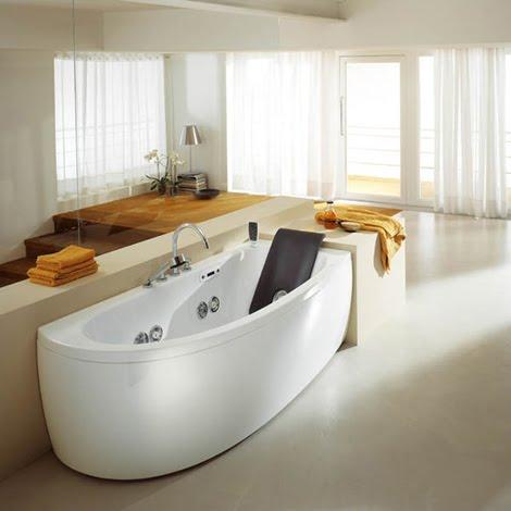 Casas minimalistas y modernas nuevas ba eras teuco - Baneras modernas ...