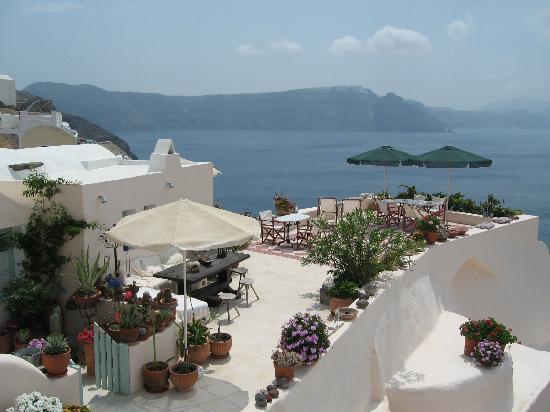 estilo rustico terrazas griegas
