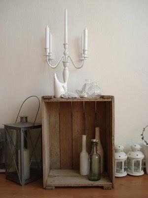 Estilo rustico cajones para la decoracion rustica - Llaves de luz rusticas ...